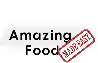 Amazing Food Made Easy Logo