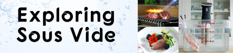 Exploring Sous Vide Course Header