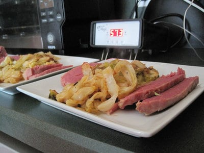 Sous Vide Corned Beef And Cabbage Recipe