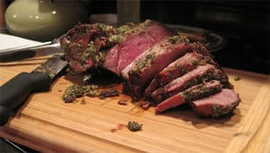 sous vide prime rib roast recipe amazing food made easy. Black Bedroom Furniture Sets. Home Design Ideas